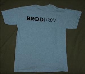Shirt lichtgrijs logo ACHTER